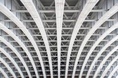 Under the bridge in London royalty free stock photo