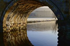 Under Chatsworth Royalty Free Stock Photography