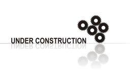 Under Construction Royalty Free Stock Photo