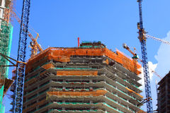 Under Construction Stock Photography