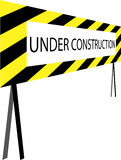 Under construction 3D Stock Photos