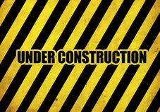 Under construction Stock Images