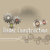 Under construction Royalty Free Stock Image