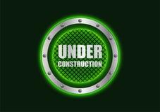 Under construction background Royalty Free Stock Image