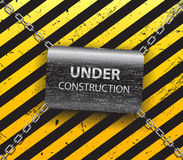Under Construction Background- Stock Images