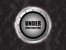 Under construction background Stock Image
