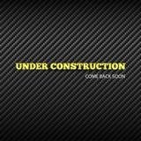 Under construction background. Vector illustration. Eps 10 Stock Photo