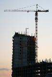 A under construction building. Stock Photos
