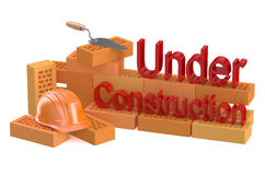 Under construction concept Stock Images