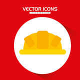 Under construction design Stock Photography