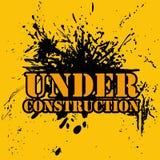 Under construction design Stock Photos