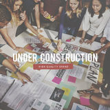 Under Construction Explanation Interpretation Realize Understanding Concept Royalty Free Stock Photos