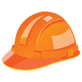 Under construction helmet Royalty Free Stock Photography