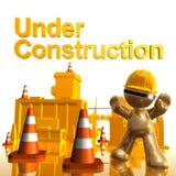 Under construction icon symbol Stock Photos