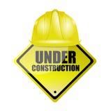Under construction illustration design Stock Photo