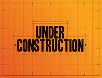 under construction measurements Stock Photos