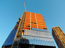 Under Construction Office Building Royalty Free Stock Photo