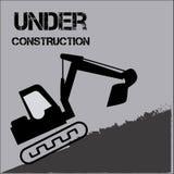Under construction Stock Image