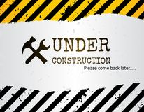 Free Under Construction Sign Royalty Free Stock Images - 36398809