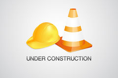 Under construction  symbol Stock Photography
