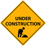 Under Construction Vector Stock Photos