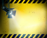Under construction. Vector illustration. Stock Photos