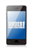 Under construction Web design SEO concept Stock Photos