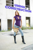 Under-Construction Web Landing (5) Stock Photos