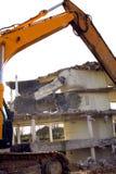Under destruction Stock Image