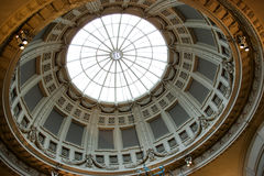 Under the dome Royalty Free Stock Photography