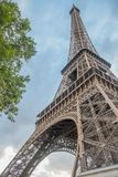 Under The Eiffel Tower, Paris Royalty Free Stock Photos