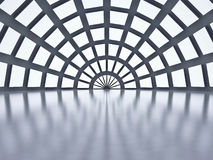 Under glass dome Stock Photo