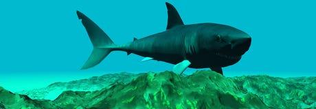 Under havet 3 Arkivbild