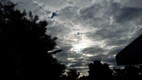 Under himlen royaltyfri bild