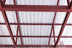 Under metal sheet Stock Photos