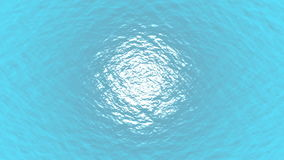 Under the ocean texture stock footage
