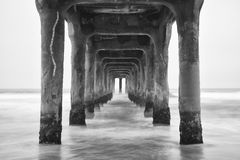 Under the Pier stock photos