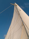 Under Sail Stock Photography