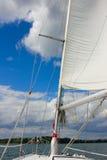 Under sail Stock Photos