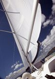 Under Sail Royalty Free Stock Images