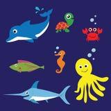 Under the Sea stock illustration