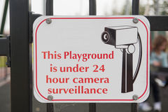 Under Surveillance Royalty Free Stock Image