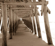 Free Under The Boardwalk Stock Photography - 41010102