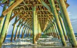 Free Under The Boardwalk Stock Images - 41247674