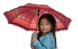 Under the Umbrella 2 Stock Images