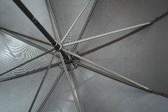 Under the umbrella Royalty Free Stock Photo