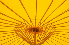 Under an Umbrella Royalty Free Stock Photography