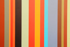 Underbar färgvägg Royaltyfria Foton