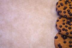 Underbar och användbar mat för kakor, arkivfoto