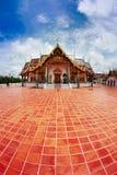 underbart tempel royaltyfri bild